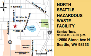 North Seattle Hazardous Waste Collection Facility