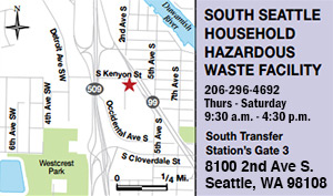 South Seattle HHW Facility